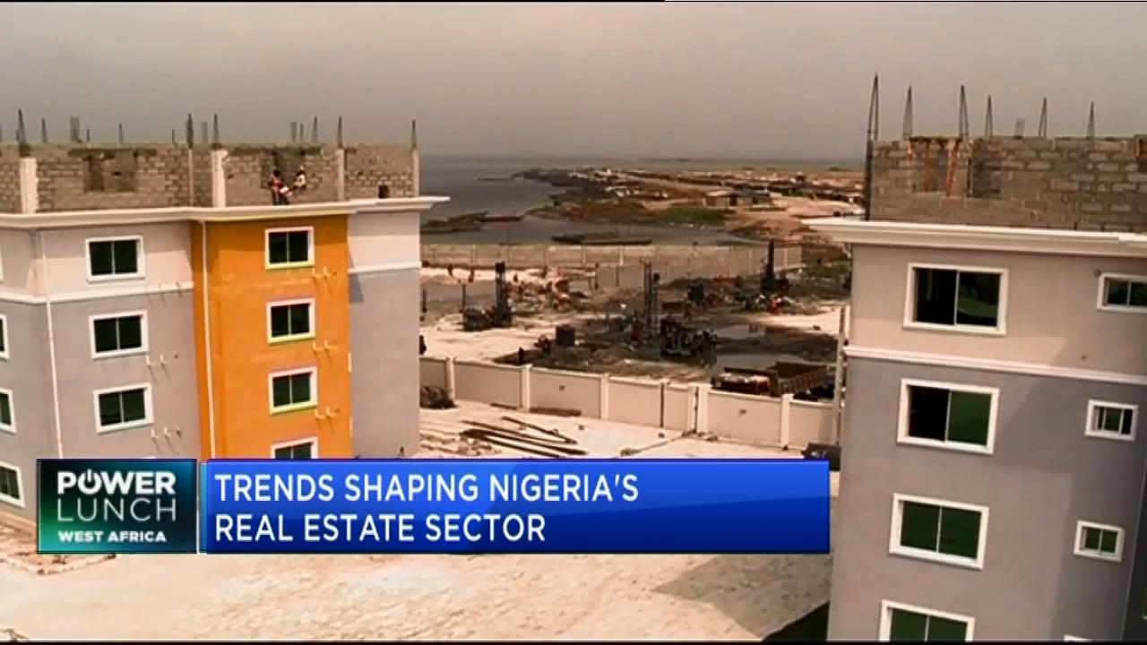 Understanding Trends Shaping Nigeria S Real Estate Sector Cnbc Africa