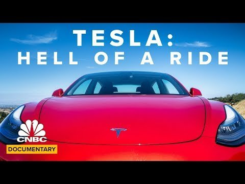 African born Elon Musk's Tesla launches fast electric car ...