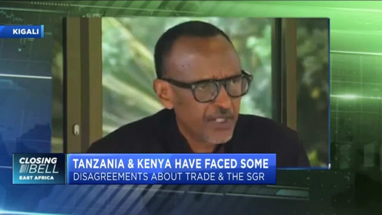 EAC Chair Paul Kagame addresses regional relations