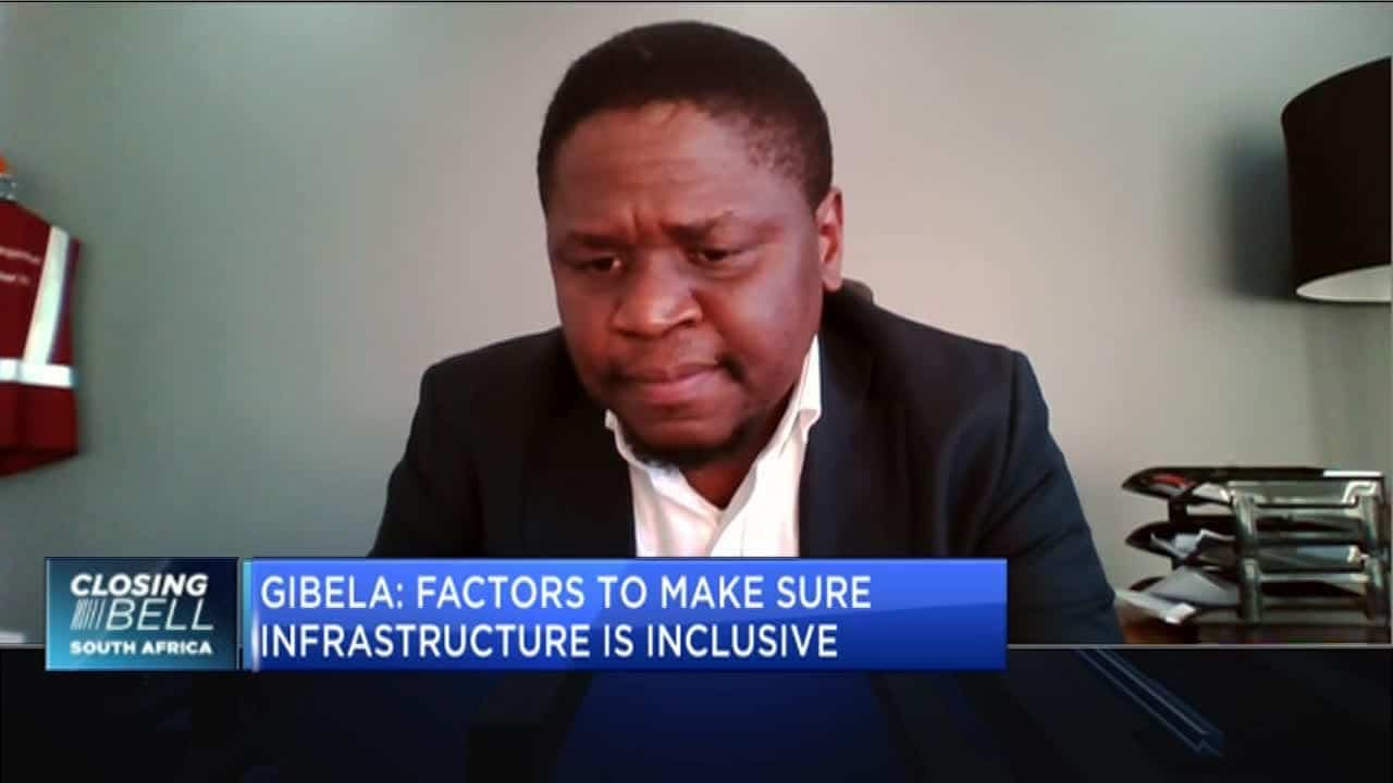 Gibela CEO on how to revitalize SA's rail sector
