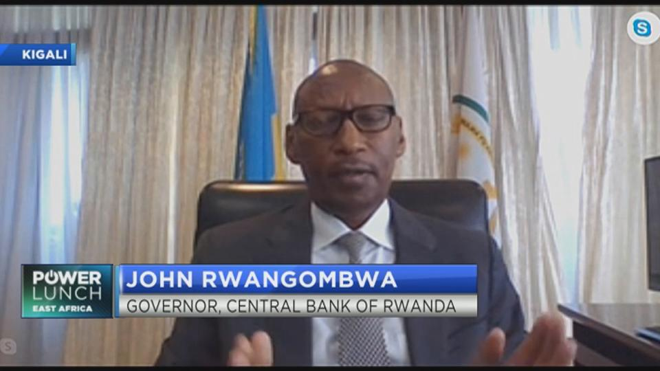 Governor Rwangombwa on what the BNR is doing to cushion economy from COVID-19