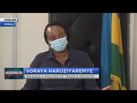 Minister Hakuziyaremye on how COVID-19 is shaping Rwanda's trade & industry targets