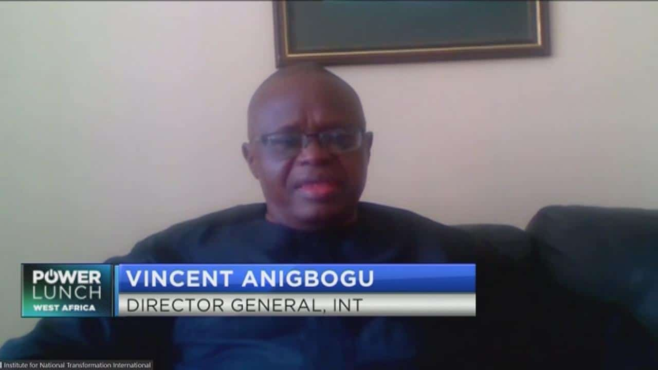 Institute for National Transformation's Vincent Anigbogu on how to find solutions to the #Endsars protests