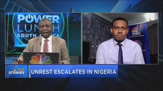 #ENDSARS: Unrest escalates in Nigeria