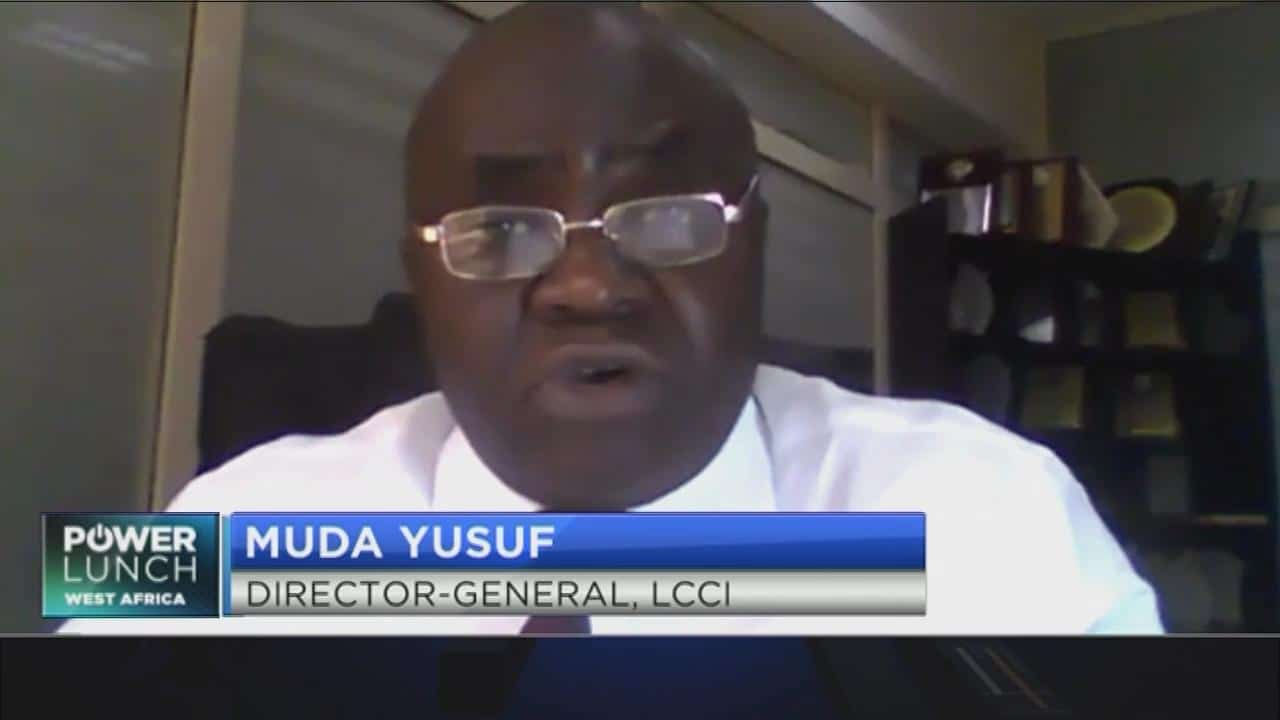 LCCI's Muda Yusuf speaks on the fallout of #ENDSARS protests