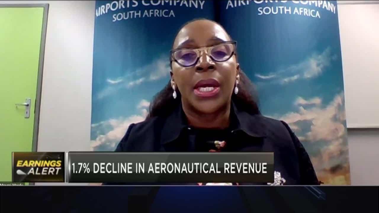 Airports Company SA reports R1.2bn profit boost