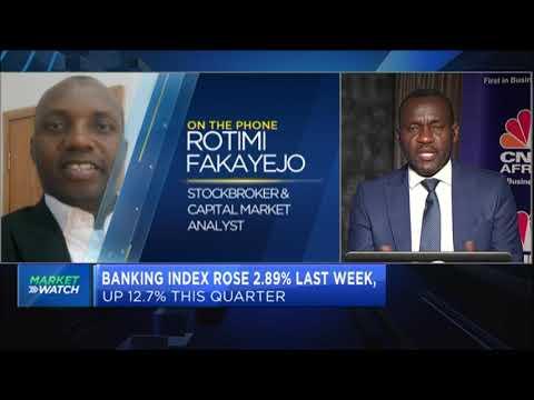 Nigerian equities opens week in red