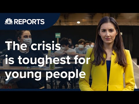 How the economic crisis is hitting young people the hardest | CNBC Reports