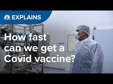 The perils of developing a vaccine at warp speed | CNBC Explains