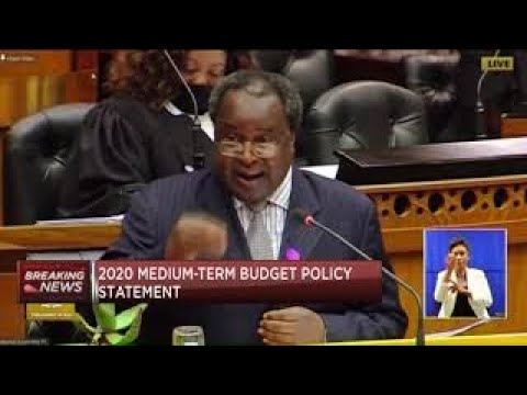 Post #MTBPS2020 analysis: Tracking business & market reaction to Mboweni's #midtermbudget speech