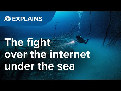 The fight over the internet