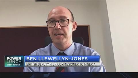 Ben Llewellyn-Jones on how to strengthen economic ties between Nigeria & the UK