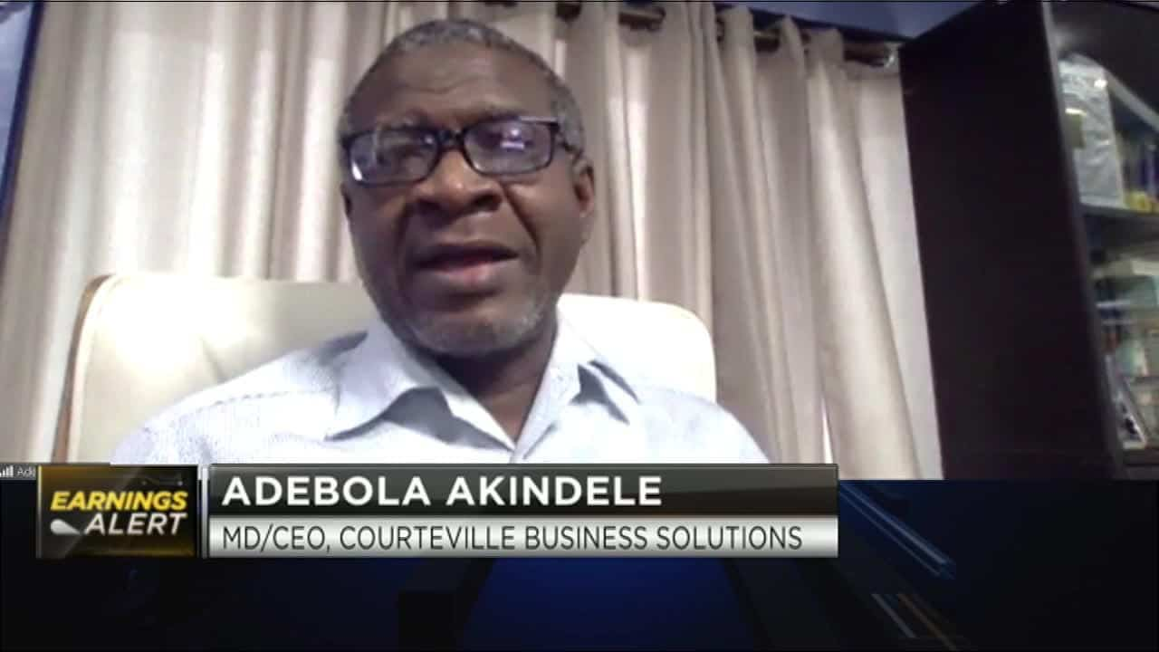 Courteville Business Solutions 9-month results with CEO Adebola Akindele