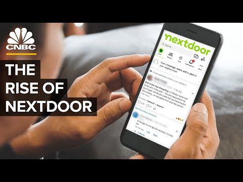 As Nextdoor's Growth Soars, It Struggles With Racism On The App