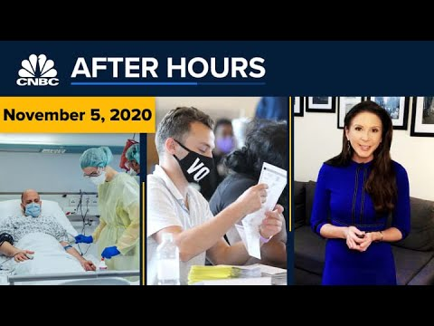 U.S. Covid-19 cases surge to dangerous levels as election remains on razor's edge: CNBC After Hours