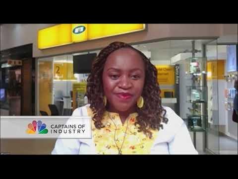 MTN Rwanda CEO Kaemba Ng'ambi on business during a pandemic