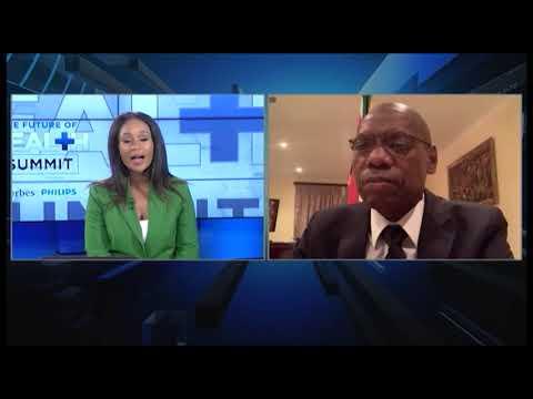 Minister Mkhize on SA's healthcare needs post-COVD-19 & the future of NHI