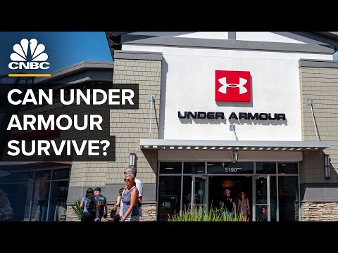 How Under Armour Fell Flat During The Athleisure Boom