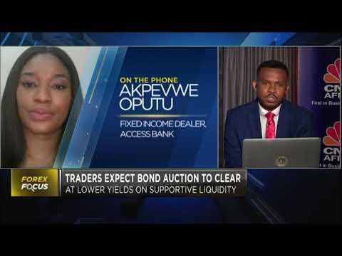 Nigeria's DMO holds November bond auction