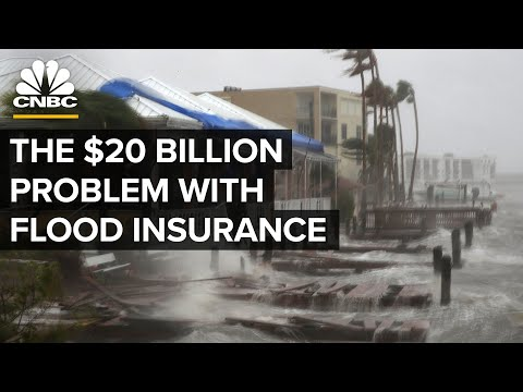 Why Flood Insurance May Encourage Americans To Live Near Danger