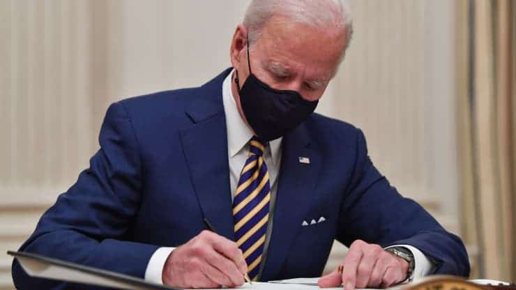Biden to impose South Africa travel ban to combat new COVID-19 variant -CDC