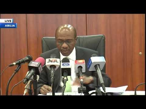 Nigeria's Central Bank retains MPR at 11.5% (Full Speech)