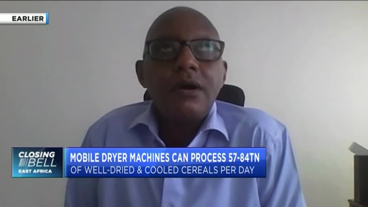 Rwanda deploys mobile dryers to tackle post-harvest losses