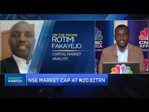 Nigerian equities close week bearish