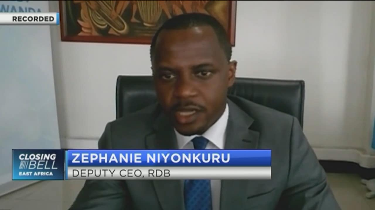 RDB's Niyonkuru on how Rwanda plans to reboot its manufacturing sector