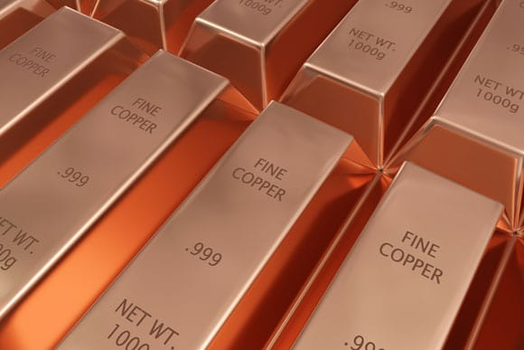 Copper hits 10-year high, eyes record levels on demand hopes