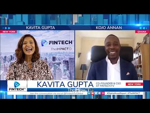In conversation with Made In Africa Chairman Kojo Annan
