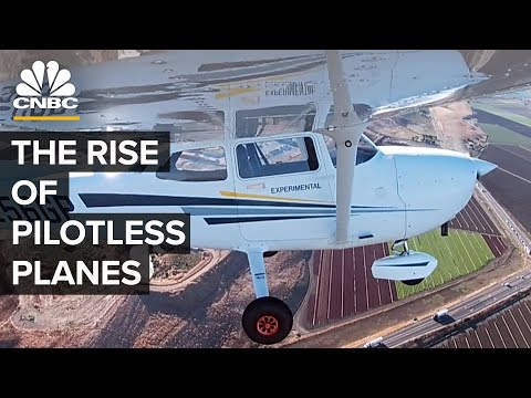 The Future Of Flying Is Here: Pilotless Planes